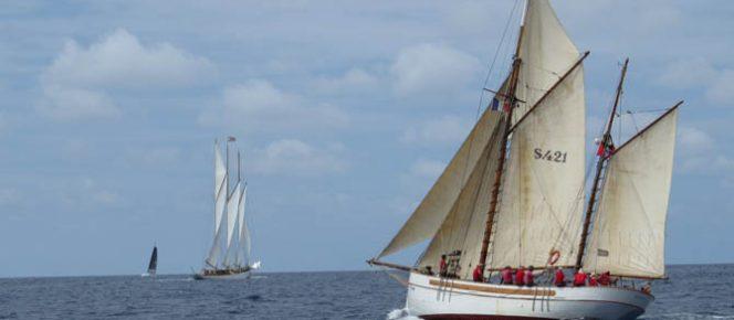 Voile Traditionnelle aux Antilles