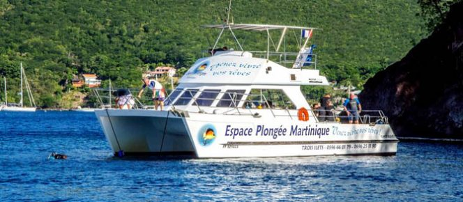 Espace Plongée Martinique